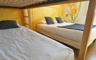 chambre hotel clermont l'Hérault Le Sarac
